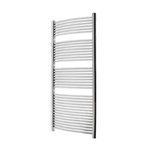 Abacus Elegance Radius Curved Towel Rail - 1700mm x 600mm - Chrome